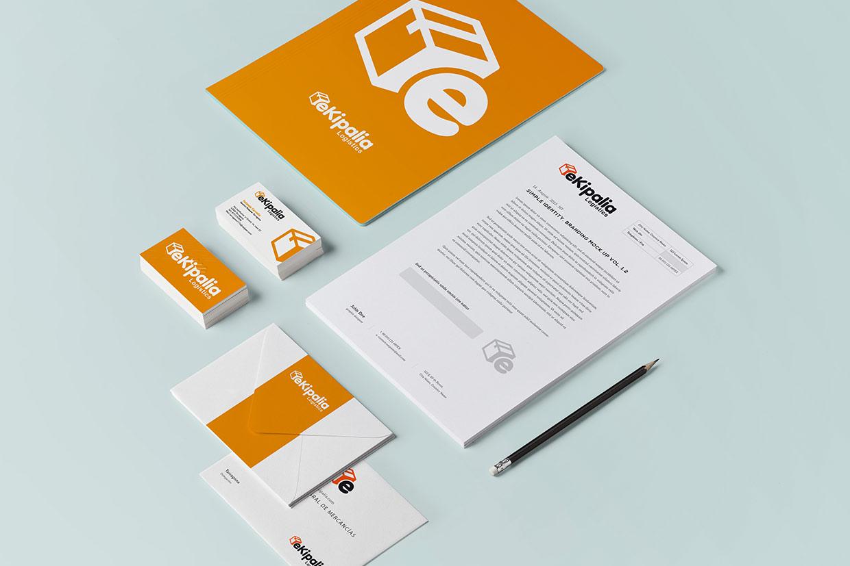 Diseño imagen corporativa Barcelona,diseño papelería corporativa Barcelona